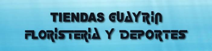 Tiendas Guayrin Floristería y Deportes Isla de La Palma